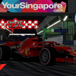 Assetto Corsa * ACFL 2018 * Singapore * Hotlap + setup [1:38:493]