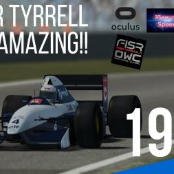 Rfactor2 - ASR 1992 Tyrrell 020B Test @ Imola ' 88