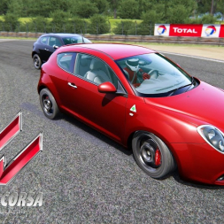 Assetto Showdown: Alfa Romeo Mito on Knutstorp!