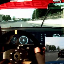 R3E - Norisring - DRM Ford Capri - 100% AI race