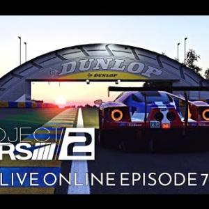 Ferrari Essentials Pack DLC Project Cars 2 live online racing EP7 Oculus VR
