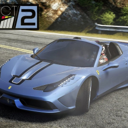 Project CARS 2: Ferrari 458 Speciale on California Highway!