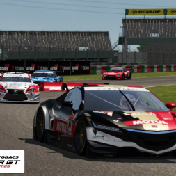 Super GT GT500 2018 Assetto Corsa WIP Preview