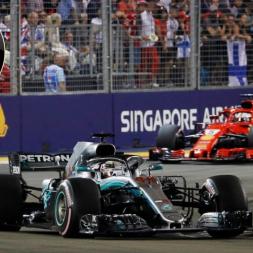 Formula Fun Podcast Episode 20 - Singapore 2018
