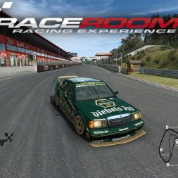 R3E | DTM 92 Mercedes 190 EVO II @Zolder