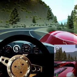 AC - LA Canyons 0.8 - AC Legends-Lola T70 - Track day