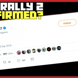 Is Dirt Rally 2 confirmed? - Tweet from Codemasters