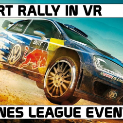 DIRT RALLY VR / WRC VW POLO / PITLANES LEAGUE EVENT