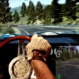 AC - LA Canyons 0.8 - AC Legends GT-Shelby Daytona - 100% AI race (Country)