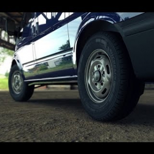 Assetto Corsa Ford Transit Test!
