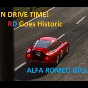 Awesome Mod Time! Alfa Romeo Giulia TZ Assetto Corsa 'Talk n Drive'