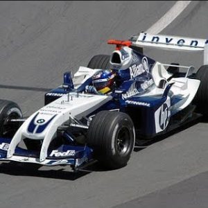 """Walrus Nose"" Williams - Testing One Ugly F1 Car"