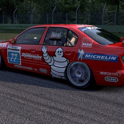Best of British: Super Touring Cars in Assetto Corsa