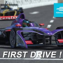 Talk N Drive Formula E | rFactor 2 DLC