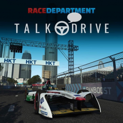 Talk N Drive Formula E DLC | interview Marcel Offermans