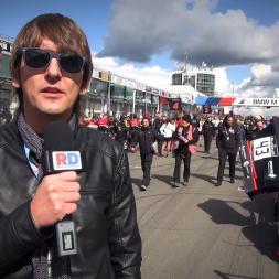 Blancpain GT Grid Walk - Nürburgring 2017