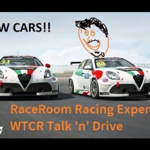 RaceRoom Early Access - WTCR 'Talk 'n' Drive'
