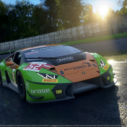 Assetto Corsa Competizione   Onboard Footage In The Morning