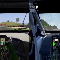 Comparison between Assetto Corsa Competizione and Assetto Corsa