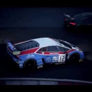 Assetto Corsa Competizione   Racing At Night