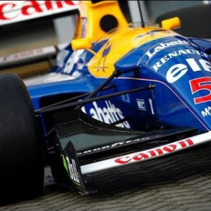 Mansell Mania! Our Nige Back in the FW14