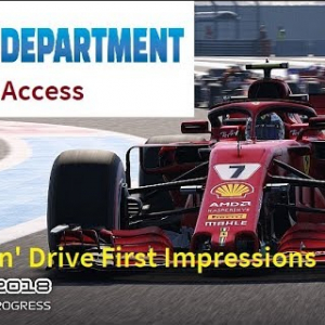 F1 2018 Gameplay - Early Access First Impressions