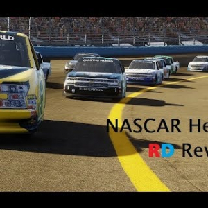 NASCAR Heat 3 Review (PC) - Any Good With a Wheel and Pedals?