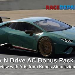 Talk N Drive AC Bonus Pack 3 | Interview with Aristotelis Vasilakos