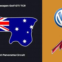 Assetto Corsa: Volkswagen Golf GTi TCR // Mount Panorama Circuit