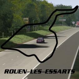 AC • BMW M3 E30 Group A @ Circuit Rouen-les-Essarts • E4