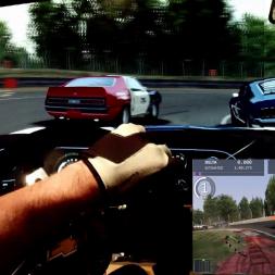 AC - Brands Hatch - AC Legends-TransAm Camaro Chaparral - 100% AI race