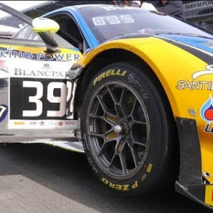 Blancpain GT3 Real Sound (turn it up LOUD!)