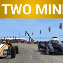 In Two Minds - Formula Vee & Metalmoro AJR at Guaporé (Automobilista)