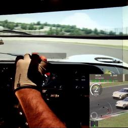 AC - Mugello - GT40 (vs F40, Ruf) - Online race 2 (Poetic justice)