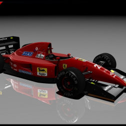Assetto Corsa * Ferrari F92A-T 1992 [beta v0.1 + download]