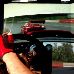 R3E - Nordschleife - DRM Chevrolet Corvette Greenwood 1977 - 100% AI race