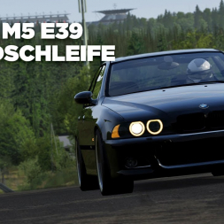 BMW M5 E39 / Nordschleife / Assetto Corsa / Cockpit + Replay