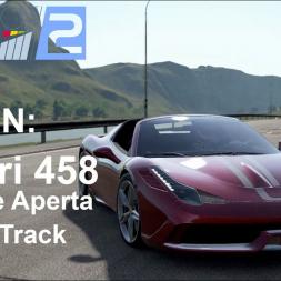 DRIVEN | EP4 | Ferrari 458 Speciale Aperta - Road and Track | VR