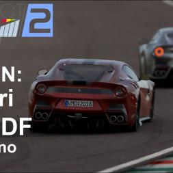DRIVEN   EP5   Ferrari F12 TDF - Fiorano   VR