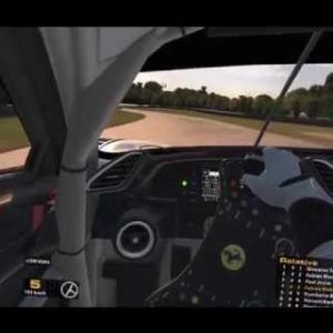Iracing VR / Ferrari GT3 Challenge @ Oulton Park