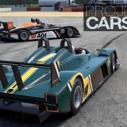 Project CARS 2: Duel at Zolder!
