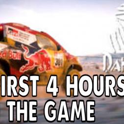 My First 4 Hours with Dakar 18