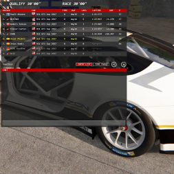 Porsche 911 GT3 Cup @ Hope RaceTrack