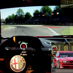 AC - Monza - Alfa Romeo DTM 1992 - online race