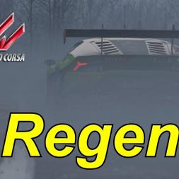 Regen - Assetto Corsa