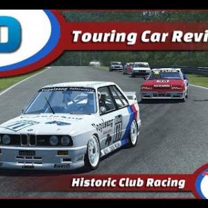 RaceDepartment Touring Car Revival @ Lime Rock Park rfactor2 Oculus VR