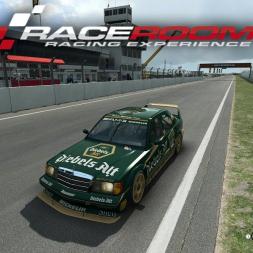 R3E | DTM 92 Mercedes 190 EVO II @Zandvorrt