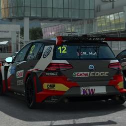 WTCR 2018 @ Zhuhai | Raceroom VR 1/2