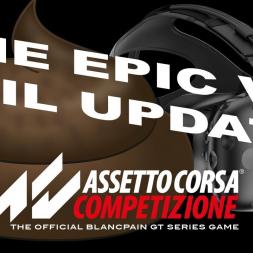 Assetto Corsa Competizione - The 'EPIC FAIL' VR update!