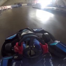 Uni of Bath Motorsports Opening Endruo 2018 - M4 Karting - Stint 1 - (03/10/18)